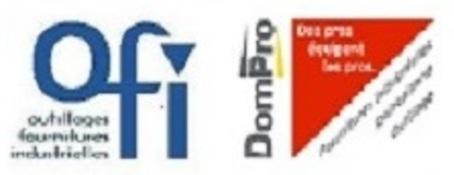 Ofi DomPro logo